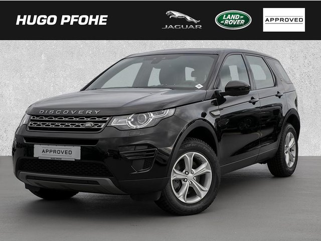 Land Rover Discovery Sport SE TD4 - UPE 44.735 EUR, Jahr 2016, diesel