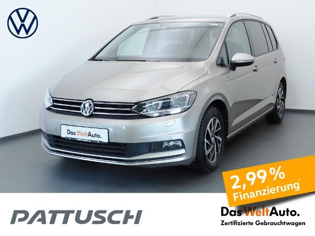 Volkswagen Touran 2.0 TDI JOIN Navi 'Rear View' ACC PDC, Jahr 2018, Diesel