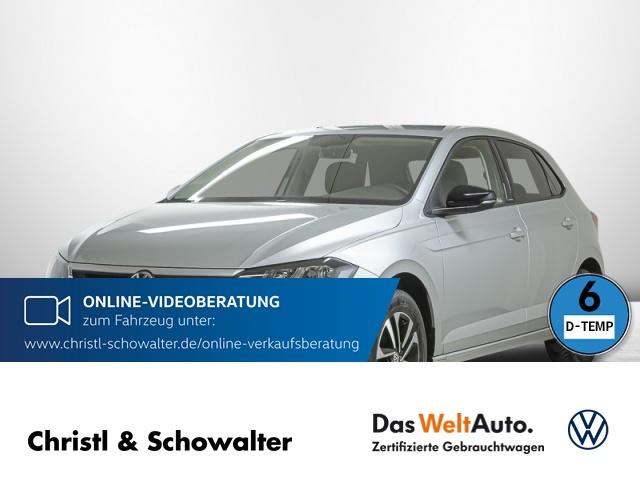 Volkswagen Polo IQ.DRIVE 1.0 TSI Navi ACC Parkassistent Klima, Jahr 2020, Benzin
