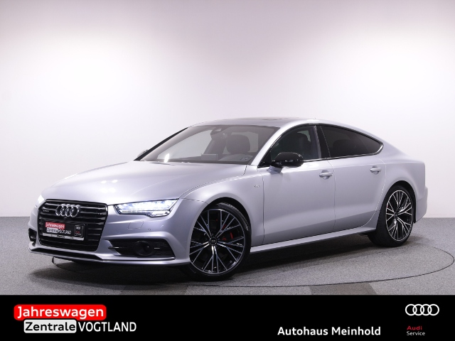 Audi A7 Sportback 3.0 TDI quattro compet.,MATRIX,BOSE, Jahr 2017, Diesel