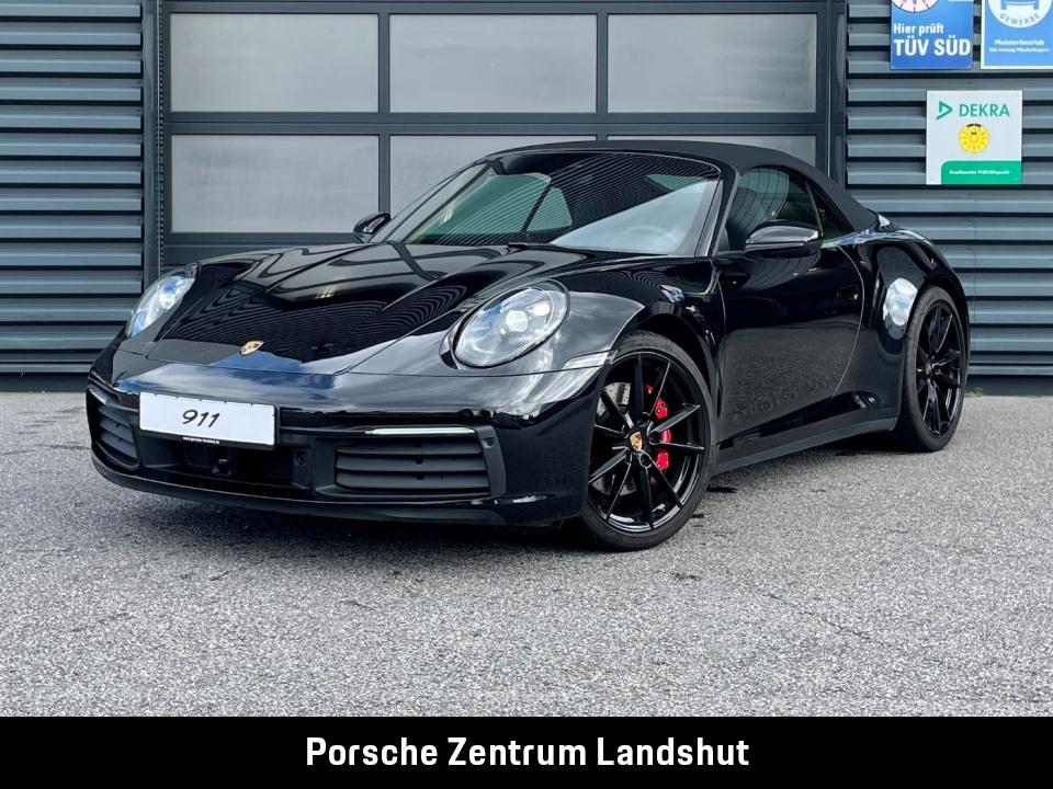 Porsche 992 (911) Carrera S Cabriolet  SportabGasanlage , Jahr 2020, Benzin