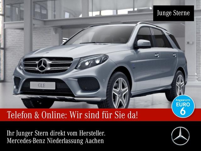 Mercedes-Benz GLE 500 e 4M AMG 360° Airmat Harman Distr. COMAND, Jahr 2018, Hybrid