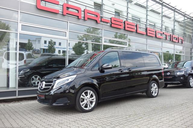 Mercedes-Benz V 250 CDI Edition Lang AHK/STDHZG/COMAND/ILS/KAM, Jahr 2015, Diesel