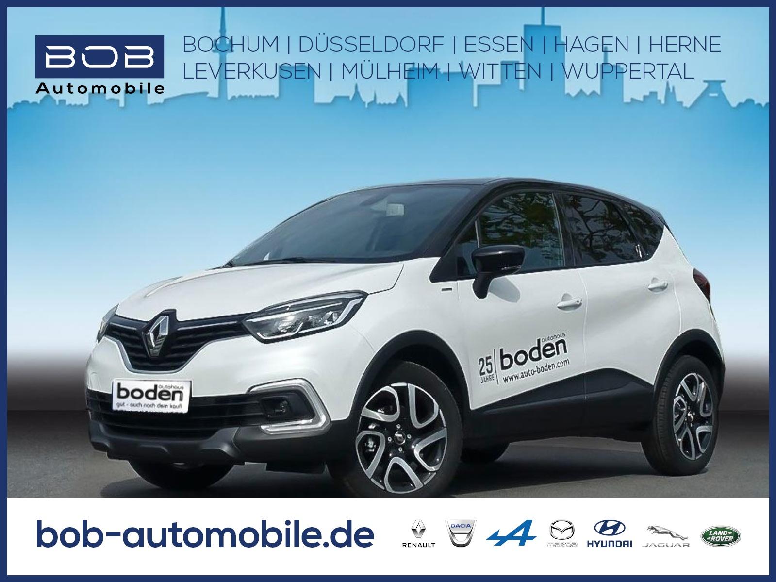 Renault Captur BOSE Edit. TCe 150 EDC GPF NAVI SHZ PDC, Jahr 2019, Benzin