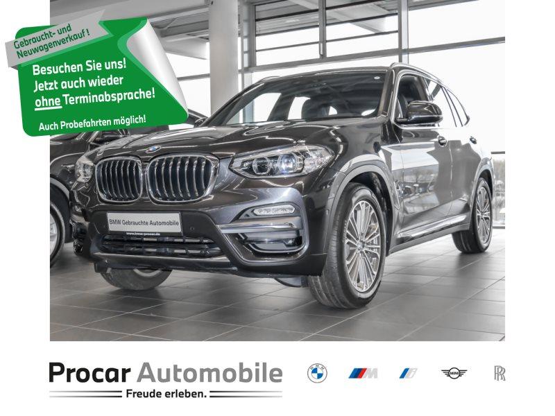 BMW X3 xDrive20d Luxury Line Head-Up LED Pano AHK, Jahr 2017, Diesel