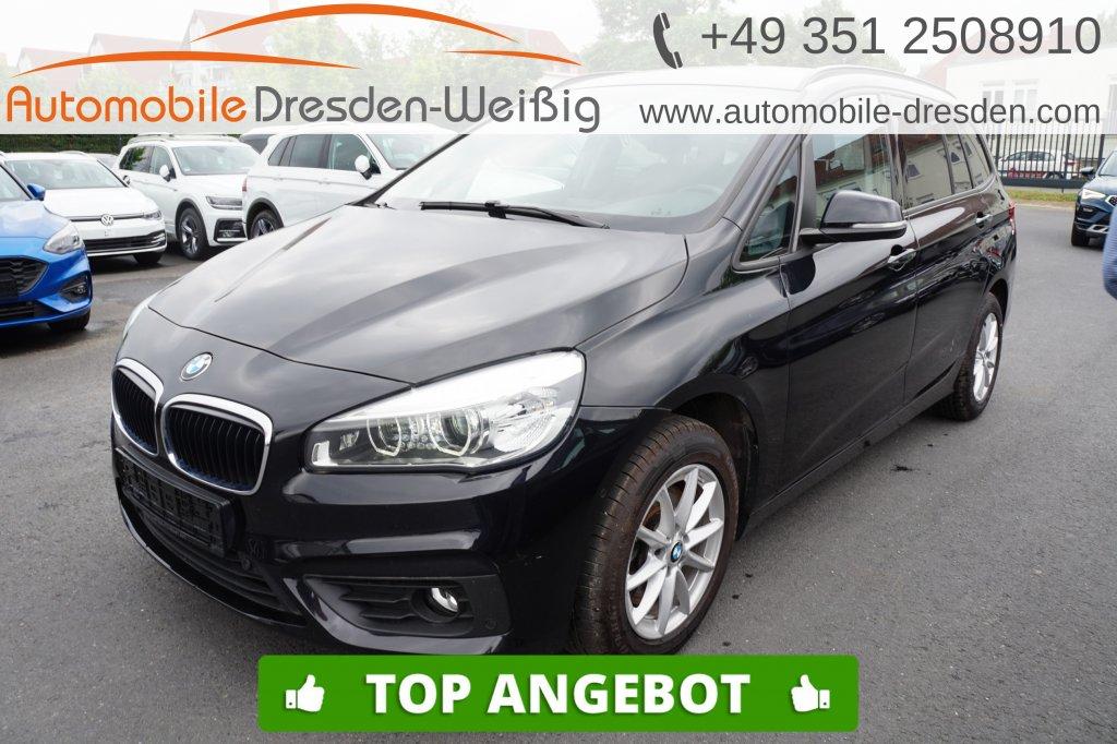 BMW 218 Gran Tourer d Advantage*Navi*LED*Parkassist*, Jahr 2017, Diesel