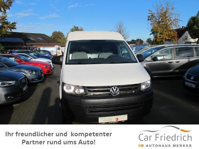 Volkswagen T5 Transporter 2.0 TDI Kasten-Mittelhoch lang, Jahr 2014, Diesel