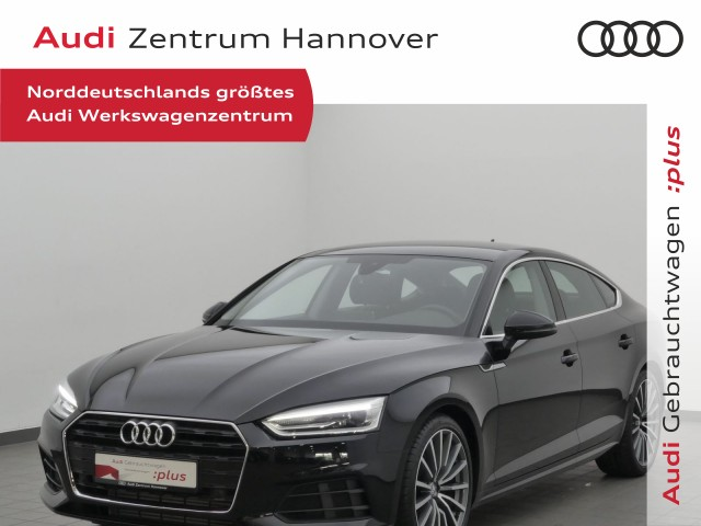Audi A5 Sportback 2.0 TFSI virtual Navi Xenon, Jahr 2018, Benzin