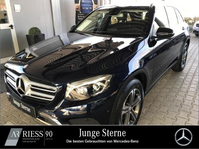 Mercedes-Benz GLC 220 d 4M AHK 360° Navi LED ILS Park Pilot 18, Jahr 2016, diesel