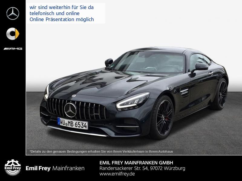 Mercedes-Benz AMG GT S Coupe*Comand*Pano-SD*Perf.-Sitze*Burmester*, Jahr 2020, Benzin