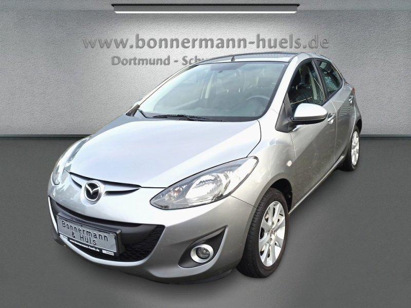 Mazda 2 1.3 Edition *Klimaa*AUX*, Jahr 2012, petrol