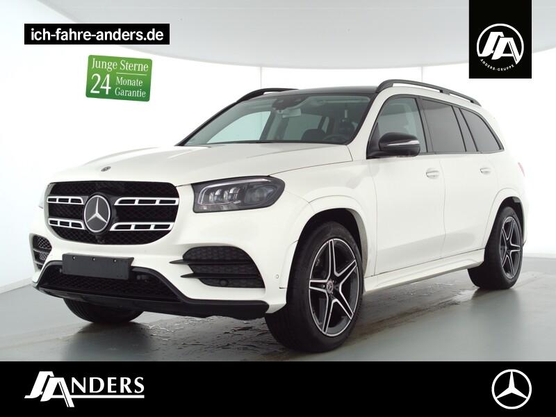 Mercedes-Benz GLS 350 d 4M AMG+Sitzkl+MBUX+Distr+AHK+Pano+360°, Jahr 2020, Diesel