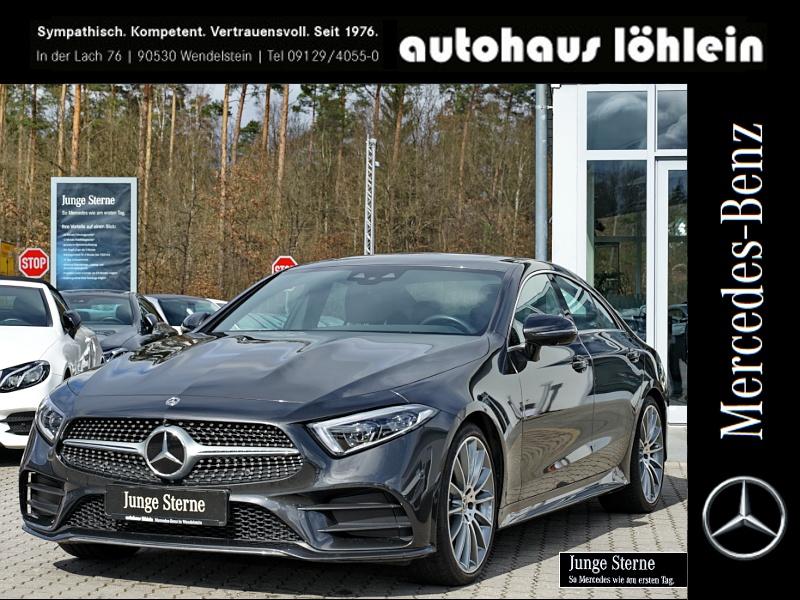 Mercedes-Benz CLS 300 d AMG+MULTIBEAM+SCHIEBEDACH+SITZHEIZUNG, Jahr 2019, Diesel