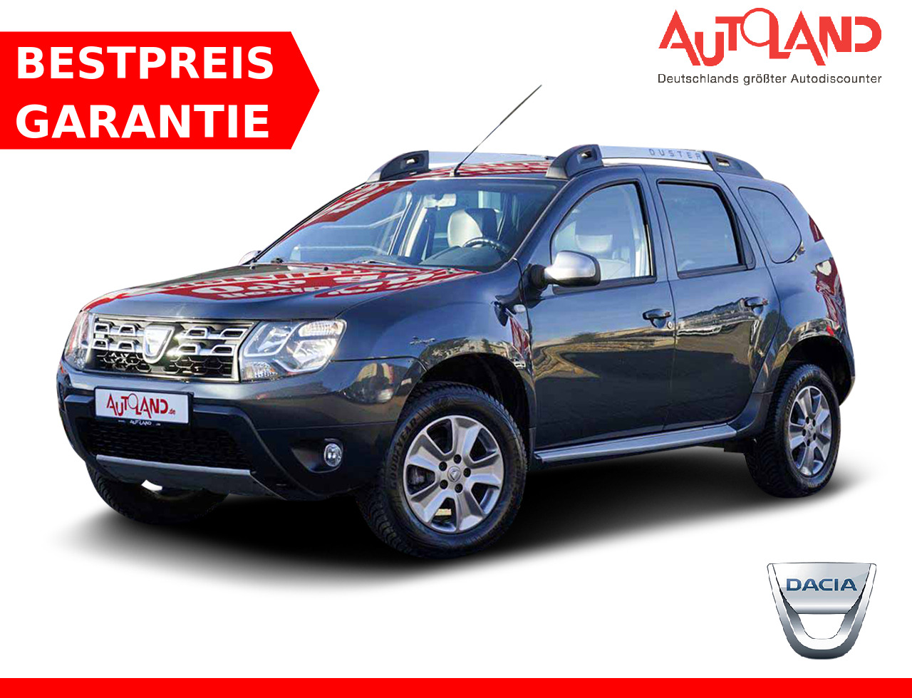 Dacia Duster, Jahr 2015, Benzin