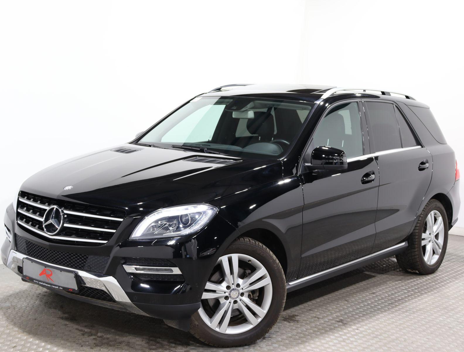 Mercedes-Benz ML 350 BT 4MATIC AIRMATIC,COMAND,HARMAN/K,MEMORY, Jahr 2012, Diesel