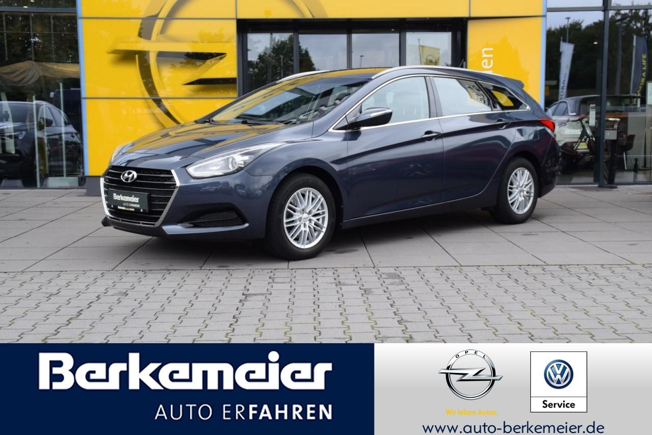 Hyundai Hyundai i40**Klima/ZV/AHK** Fenster el., Jahr 2016, Benzin