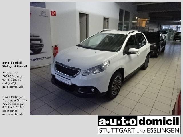 Peugeot 2008 Active 1.2 12V VTi 82 Klima EPH 8-fach bereift, Jahr 2014, Benzin