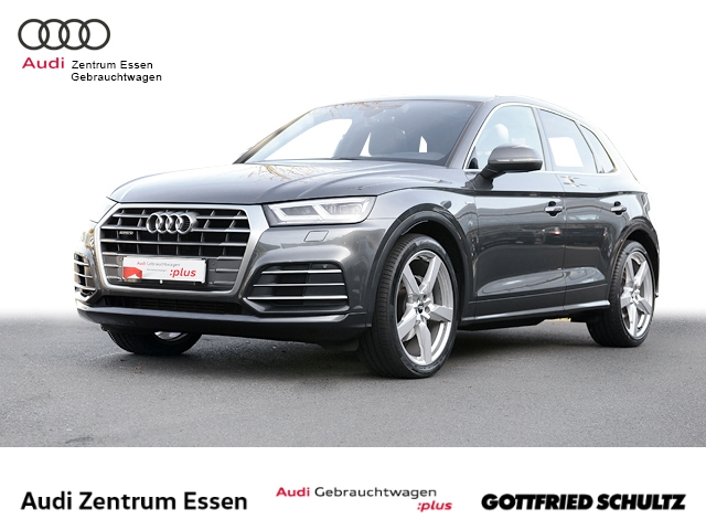 Audi Q5 sport 2.0 TFSI quattro S-TRONIC 2X S-LINE LED N, Jahr 2017, Benzin