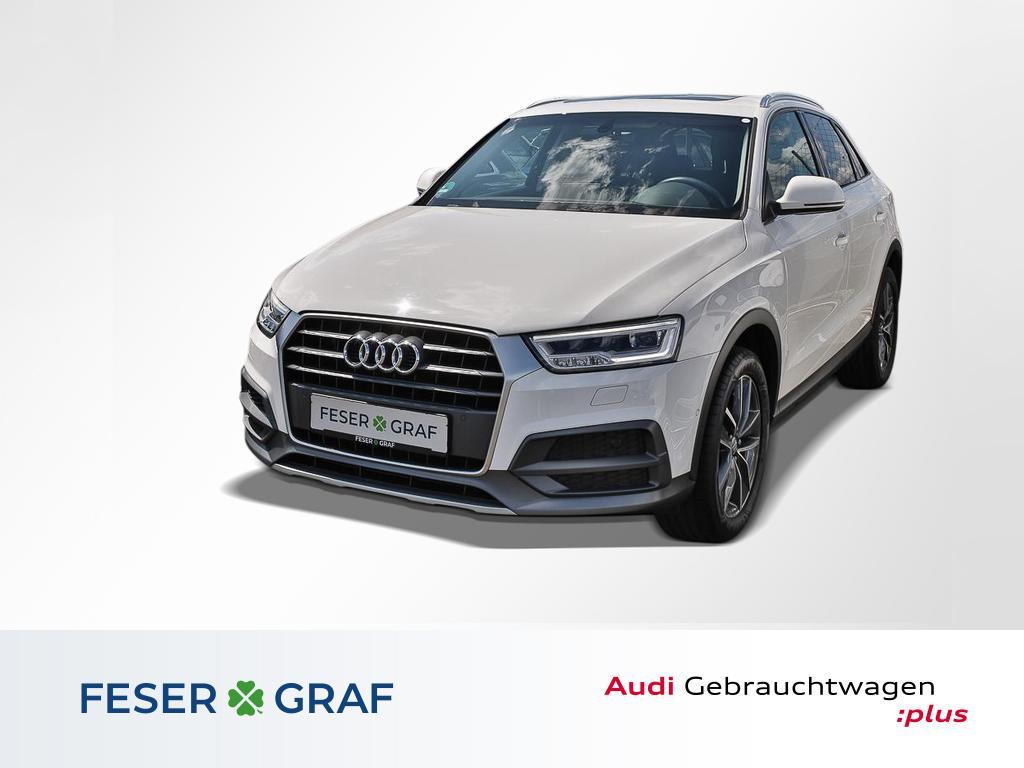 Audi Q3 design 1.4 TFSI Pano,Navi,LED, Jahr 2017, Benzin