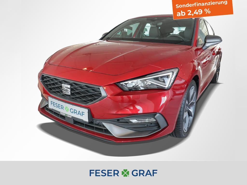Seat Leon FR 1.5 eTSI 110kW DSG Navi Kamera LED PDC, Jahr 2020, Benzin