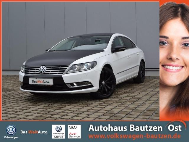 Volkswagen CC Sport 1.4 TSI 5-SITZER/VOLL-FOLIERT/XENON/NAV, Jahr 2014, Benzin