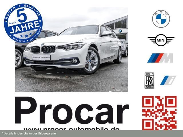 BMW 320d xDrive Touring Sport Line Aut. Panorama PDC, Jahr 2017, Diesel