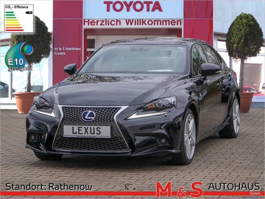 Lexus IS 300h F-Sport, Jahr 2015, Hybrid