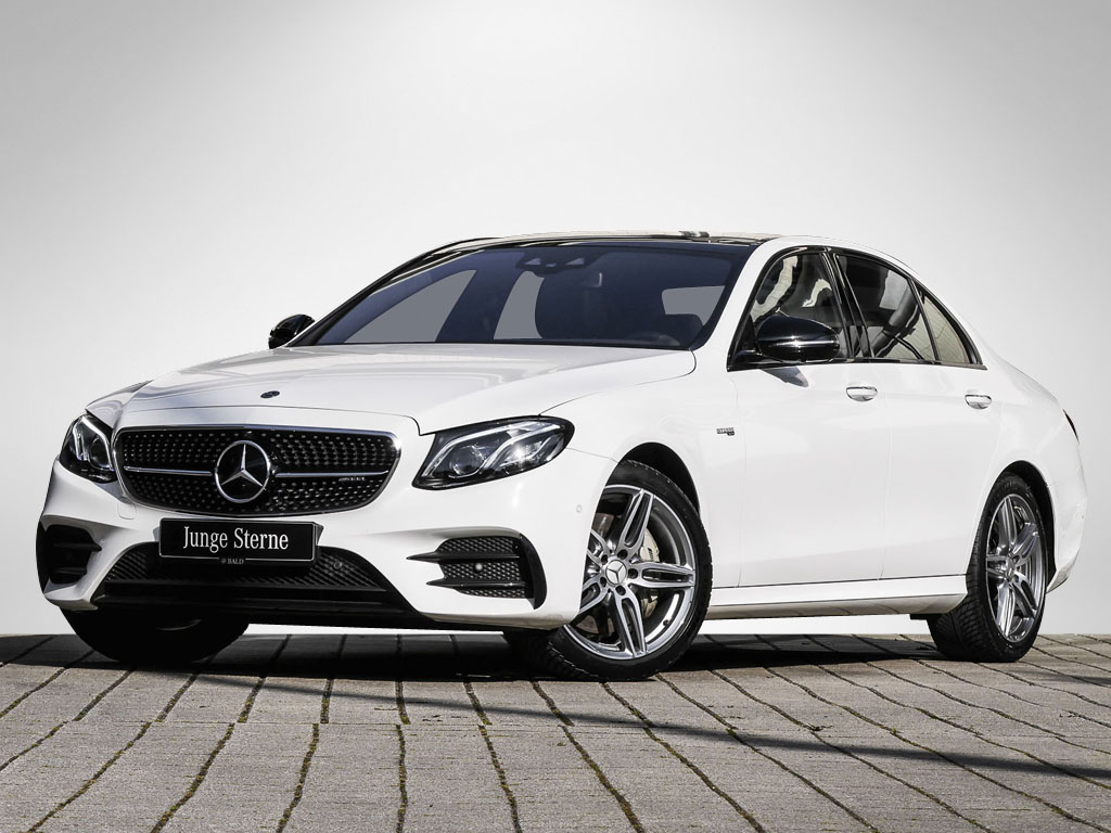 Mercedes-Benz E 43 AMG 4M Comand/Wide/ILS/Pano/360/Night/20', Jahr 2018, Benzin