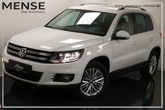 Volkswagen Tiguan 1.4 TSI CUP AHK Park Assist Sitzhzg., Jahr 2014, Benzin