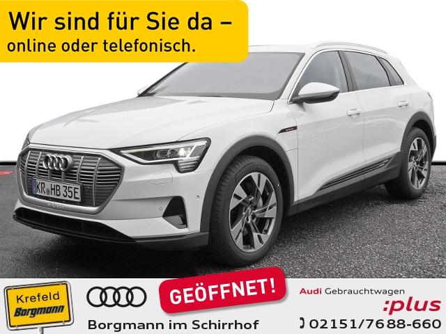 Audi e-tron 50 quattro LED, MMI Navi Plus, VC KLIMA A, Jahr 2020, Elektro