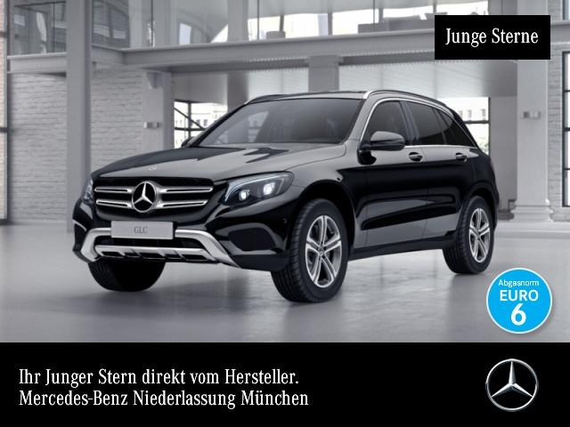 Mercedes-Benz GLC 220 d 4M COMAND ILS LED HUD AHK Kamera PTS 9G, Jahr 2017, Diesel