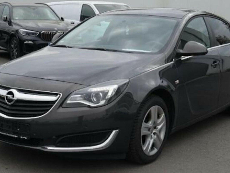 Opel Insignia 1.6 CDTI Edition Navi PDC Euro6, Jahr 2015, Diesel