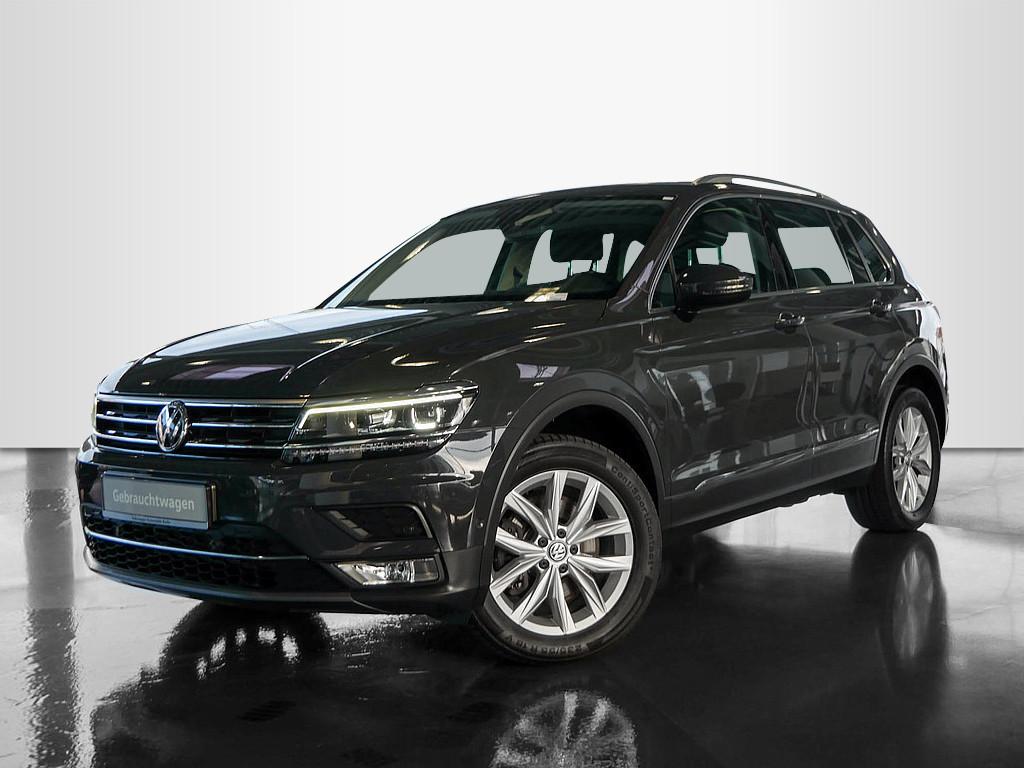 Volkswagen Tiguan 2.0 TDI Highline 4MOTION BMT, Jahr 2017, Diesel