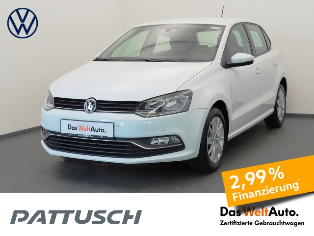 Volkswagen Polo 1.0 Comfortline Navi GRA Klima PDC Bluet., Jahr 2016, Benzin