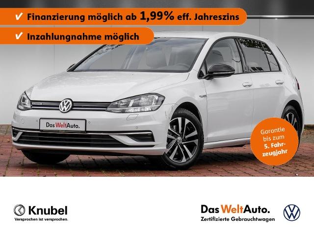 Volkswagen Golf VII IQ.DRIVE 1.5 TSI RKamera Standhzg. Navi, Jahr 2020, Benzin