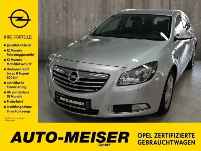 Opel Insignia A 2.0 CDTI Sports Tourer Edition, Jahr 2013, Diesel