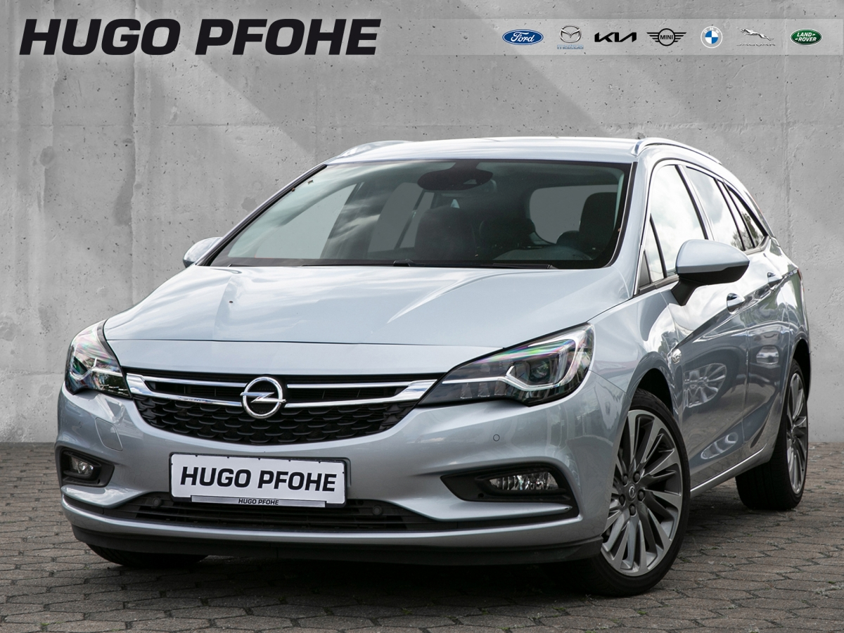 Opel Astra Ultimate 1.4 Turbo Automatik USB LED Navi, Jahr 2018, Benzin