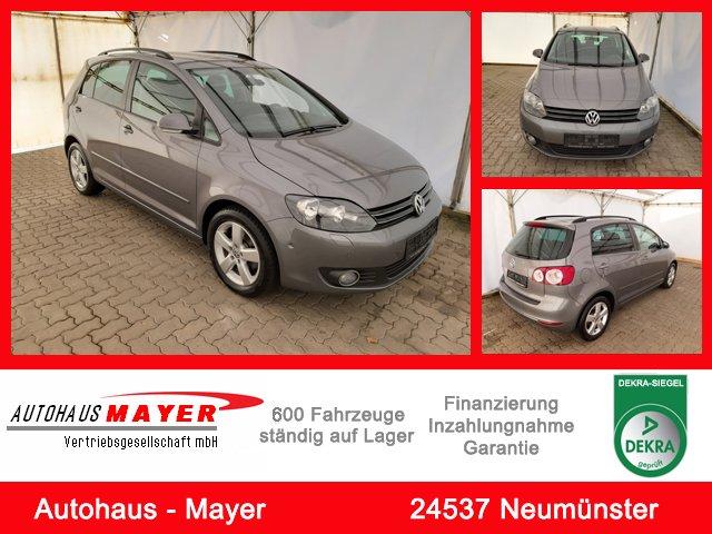 Volkswagen Golf Plus 1.6 TDI eAC, AHK, GRA, PDC, Alu, Sitz, Jahr 2012, Diesel
