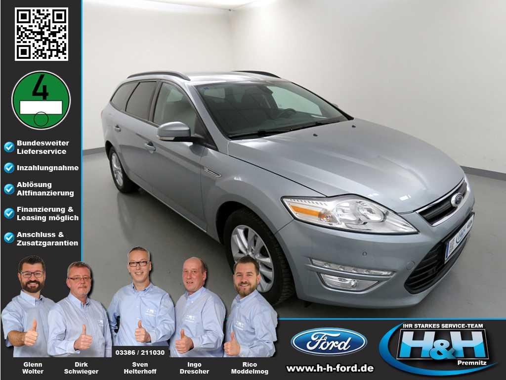 Ford Mondeo Turnier 1.6i Trend (Navi,PPS), Jahr 2012, Benzin