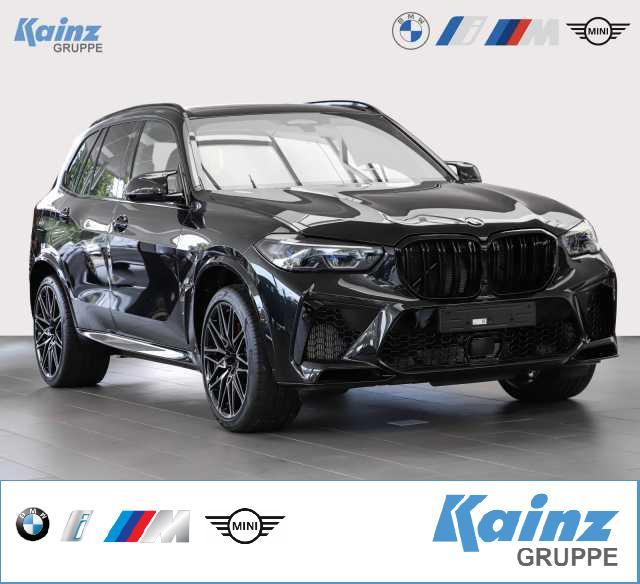 BMW X5 M Competition 21'/22'/SportabGasanlage/AHK/Panorama Glasdach/Sitzheizg. vo. u. hi., Jahr 2021, Benzin