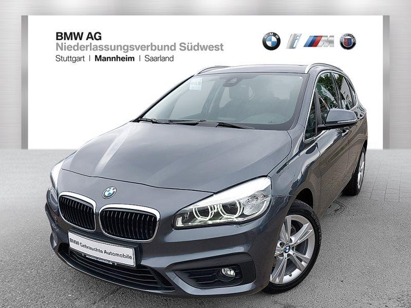 BMW 218d Active Tourer Advantage LED Tempomat Shz, Jahr 2015, Diesel