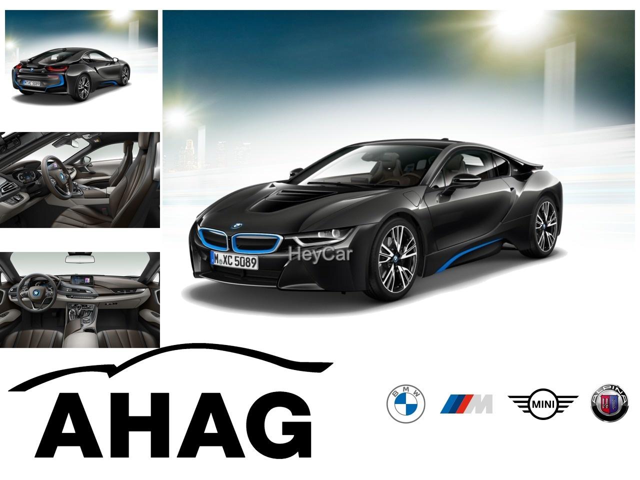 BMW i8 Coupe Navi Prof. Head-Up PDC Sitzhzg. Vorn, Jahr 2019, Hybrid