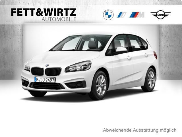BMW 216 Active Tourer (Bluetooth Klima), Jahr 2017, Benzin