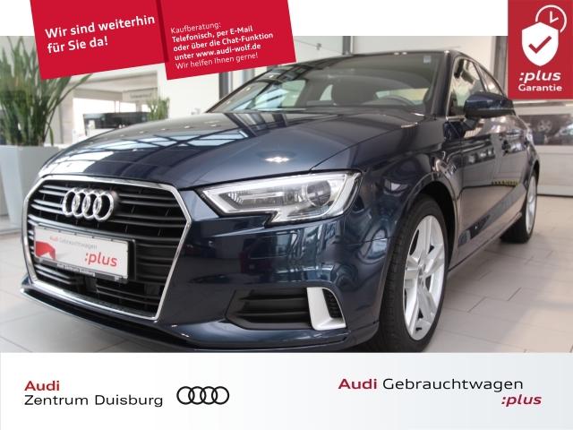 Audi A3 Limousine 30 TDI sport Xenon Navi PDCv+h DAB, Jahr 2019, Diesel