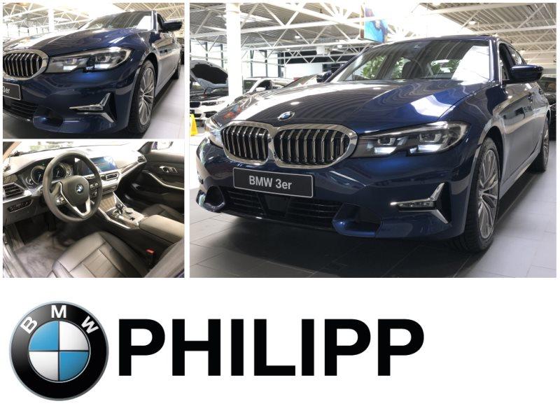 BMW 320i Limousine Luxury Line GSD Komfortzg. Shz, Jahr 2020, Benzin