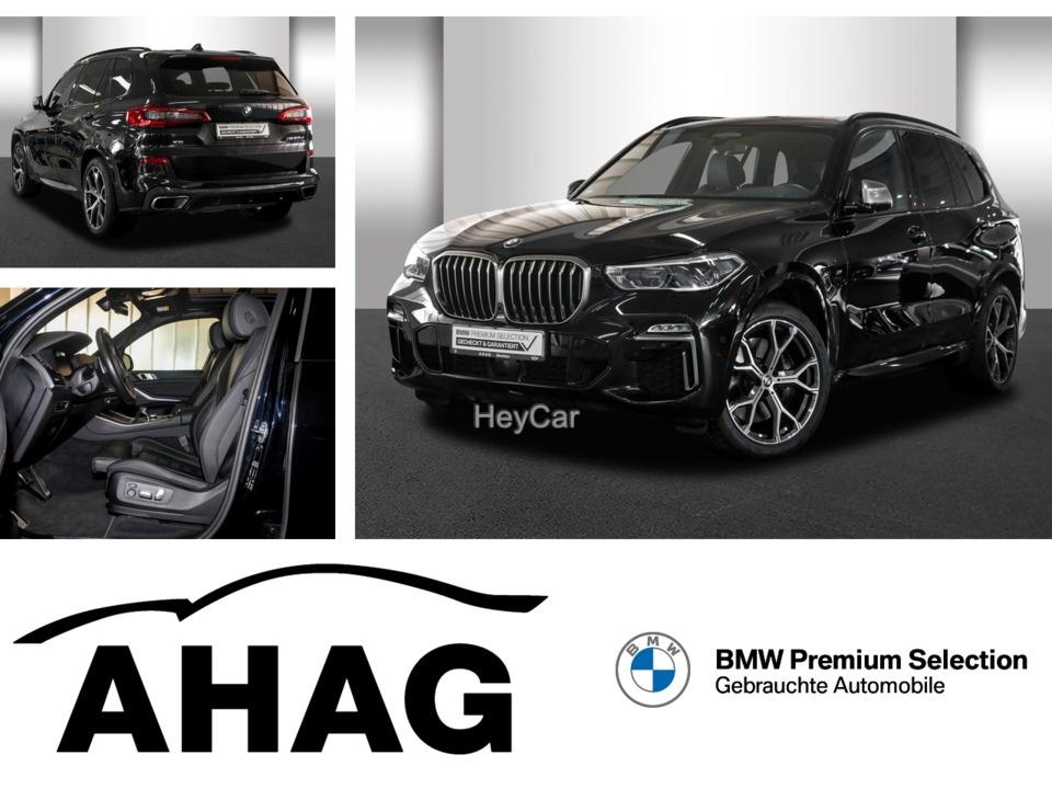 BMW X5 M50d Sport Aut. Panorama Standhzg. Head-Up, Jahr 2019, Diesel
