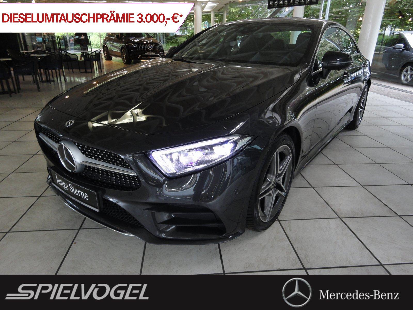 Mercedes-Benz CLS 450 4M AMG MBUX SHD MBEAM 360° ASSISTENZ, Jahr 2020, Benzin