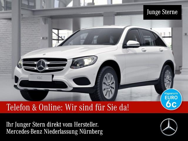 Mercedes-Benz GLC 350 d 4M 360° Distr. COMAND AHK Spurhalt-Ass, Jahr 2019, Diesel