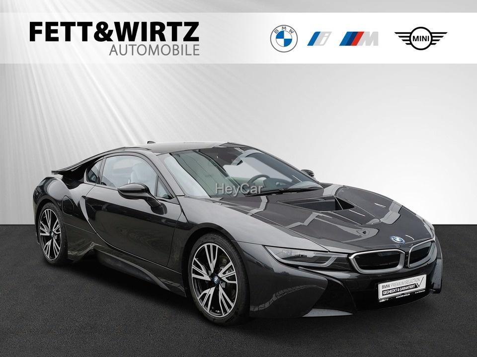 BMW i8 - 20'' HiFi HUD HK NaviProf. DA SHZ, Jahr 2019, Hybrid