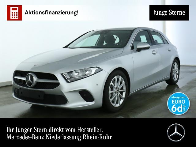 Mercedes-Benz A 200 Progressive Navi Premium Spurhalt-Ass PTS, Jahr 2019, Benzin